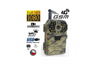 Fotopast Bunaty Full HD s GSM 4G