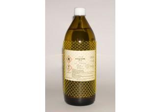 Aceton - labolatorní p.a. 1000 ml - pouze osobní odběr