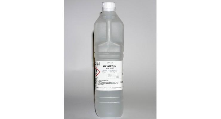 Glycerin bezvodý p.a. 1000 ml