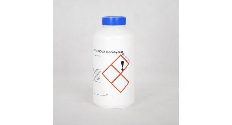 Kyselina citronová monohydrát p.a. 1000g
