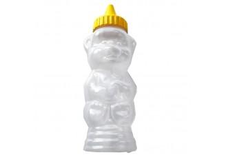 Plastový medvídek na med