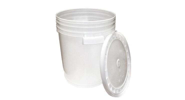 Nádoba plastová na 35-40 kg medu