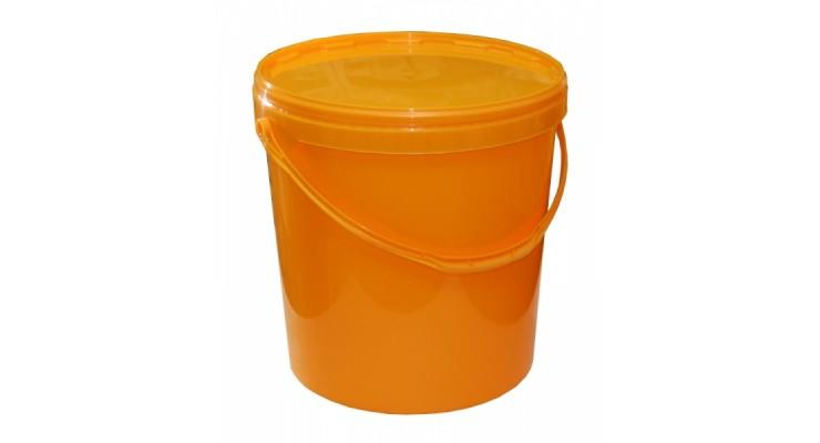 Nádoba na med plastová na 25 kg