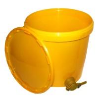 Stáčecí nádoba plastová na 40 kg medu