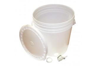 Stáčecí nádoba plastová na 35-40 kg medu