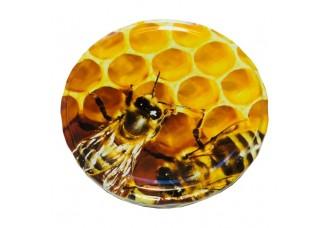 Víčko - dvě včely