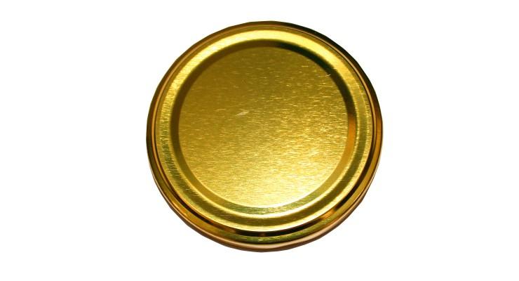 Víčko - zlaté