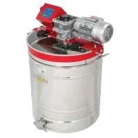 Zařízení na pastování medu 50 L - nerez 400V - ovládání automat