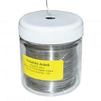 Drátek včelařský- nerez - odvíječ 0,67 kg - 770 m / 0,4 mm