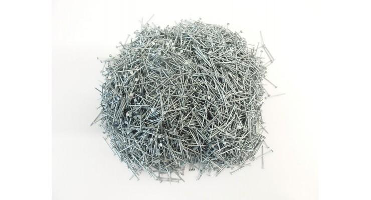 Hřebíky na mezerníky 25x1,25  1000g