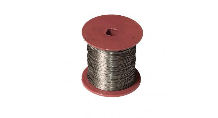 Drátek včelařský - ocel na cívce 320 m / 0,5 mm