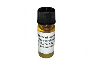 Kalibrační kapalina k refraktometru