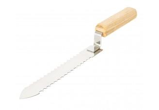 Odvíčkovací nůž zubatý 180 mm