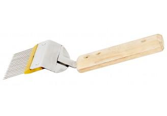 Odvíčkovací vidlička rovná