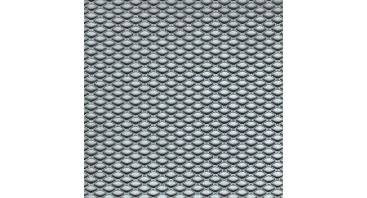 Tahokov nerez oko 10x5 mm - tabule 1000 x 2000 mm