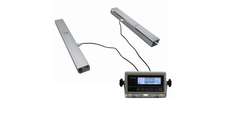 Úlová váha - ližina nerez 300kg/50g