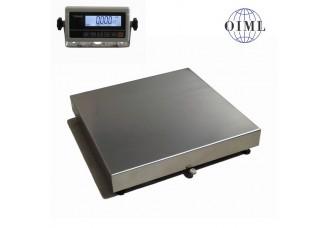 Úlová váha - 500x500 300kg/50g
