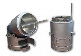 Kotel na vyvařování vosku nerez/ocel