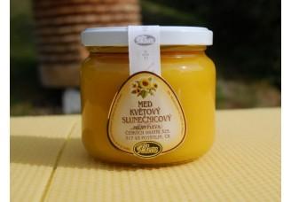 Med slunečnicový pastovaný 450g