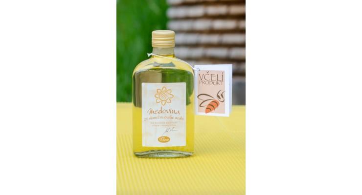 Medovina ze slunečnicového medu 0,2l