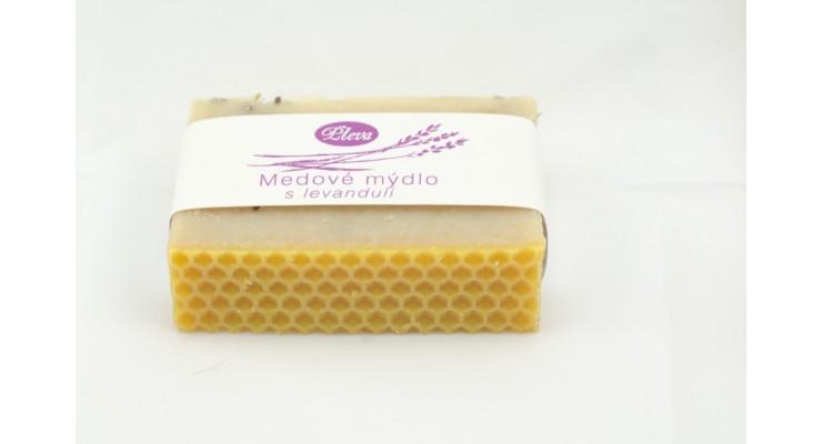 Mýdlo s levandulí
