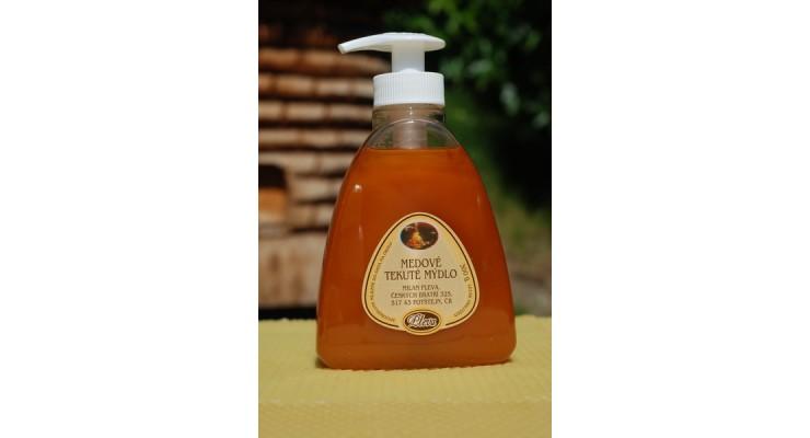 Medové tekuté mýdlo na ruce 300g