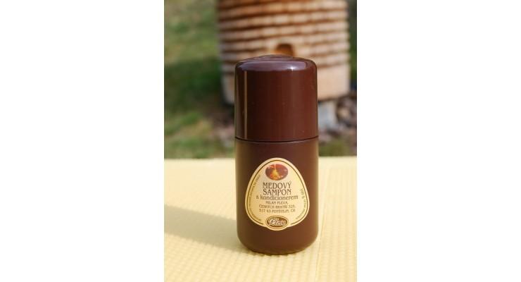 Medový šampon s kondicionérem 100g
