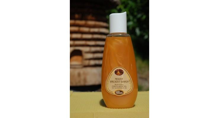 Sprchový šampon s medem 200g
