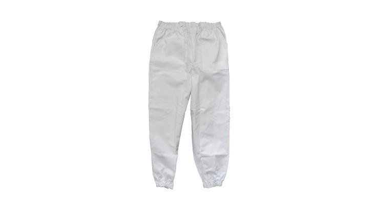 Včelařské kalhoty - bílé