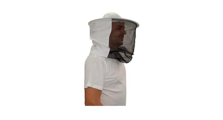 Včelařský klobouk