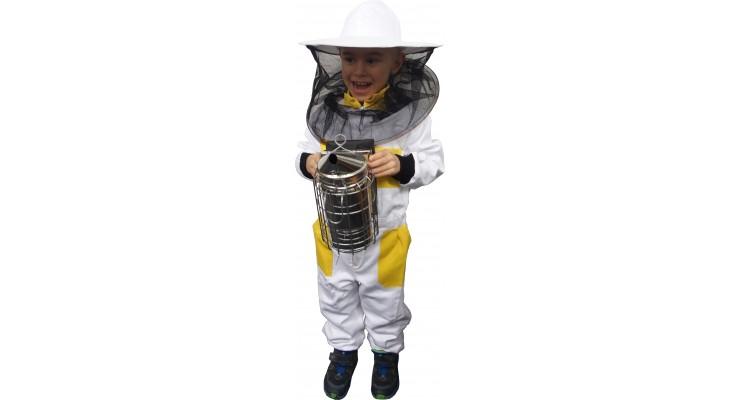 Včelařská dětská kombinéza